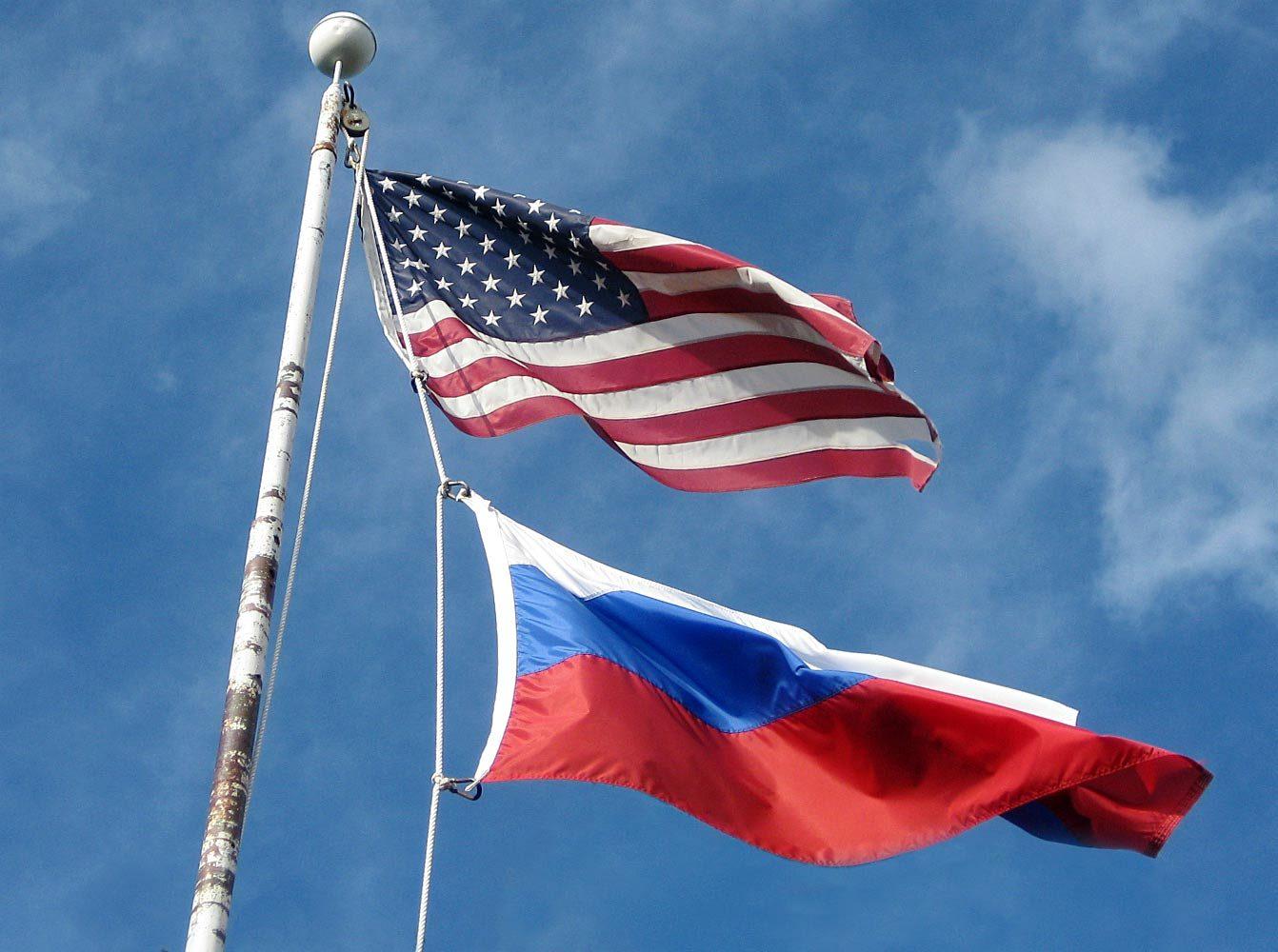 USA RUSSIA unite by Aleksandar Todorovic